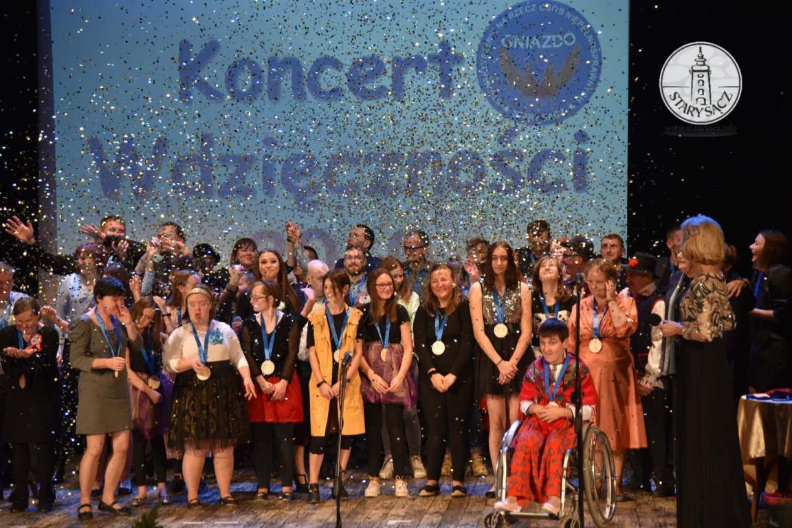 Koncert Wdzięczności 2019 - 10 lecie Teatrzyku Integracyjnego
