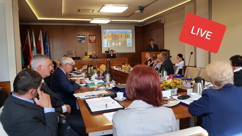 LII Sesja Rady Miejskiej w Starym Sączu - relacja video!