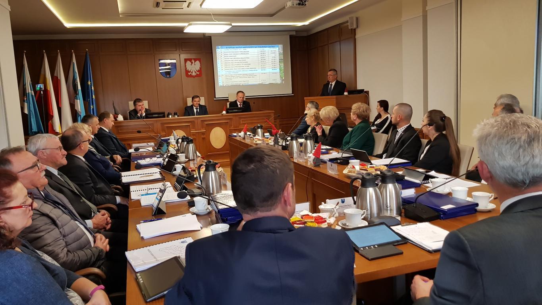 XIV Sesja Rady Miejskiej w Starym Sączu