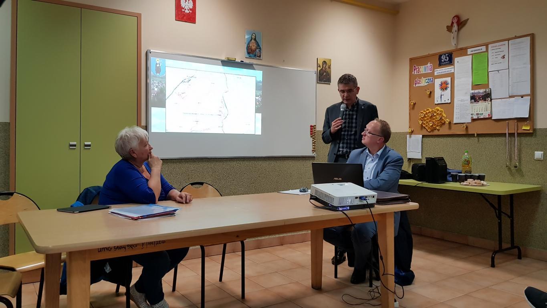 Osiedle Cyganowice - zebranie - budżet obywatelski - oszukali mieszkańców - brak inwestycji na osiedlu - to główne tematy zebrania !!!