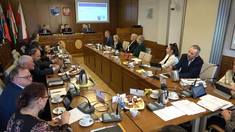 Parkowanie w Starym Sączu - XX Sesja Rady Miejskiej w Starym Sączu - 02.03.2020