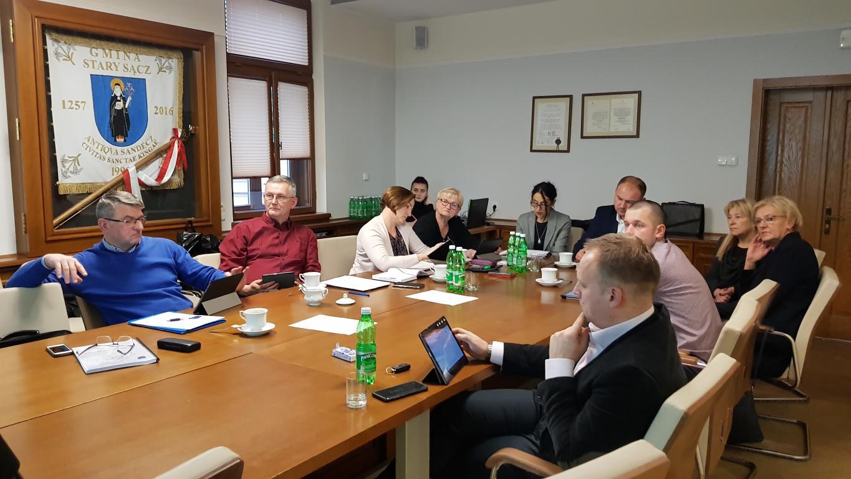 Komisja Budżetu i Rozwoju Gospodarczego - 1 spotkanie ... klik