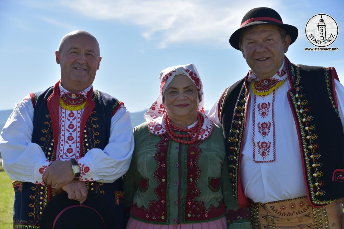 IV Zjazd Karpacki - Stary Sącz 30.09.2018 Ołtarz Papieski