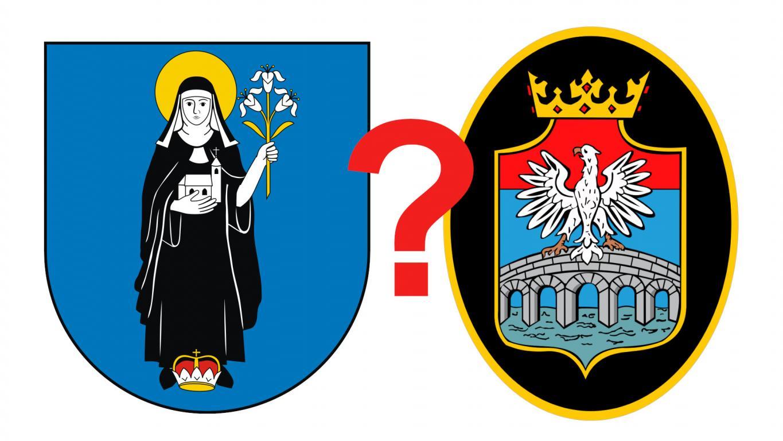 Herb Starego Sącza - 24 maja 2016 roku nastąpiła historyczna zmiana herbu miasta.