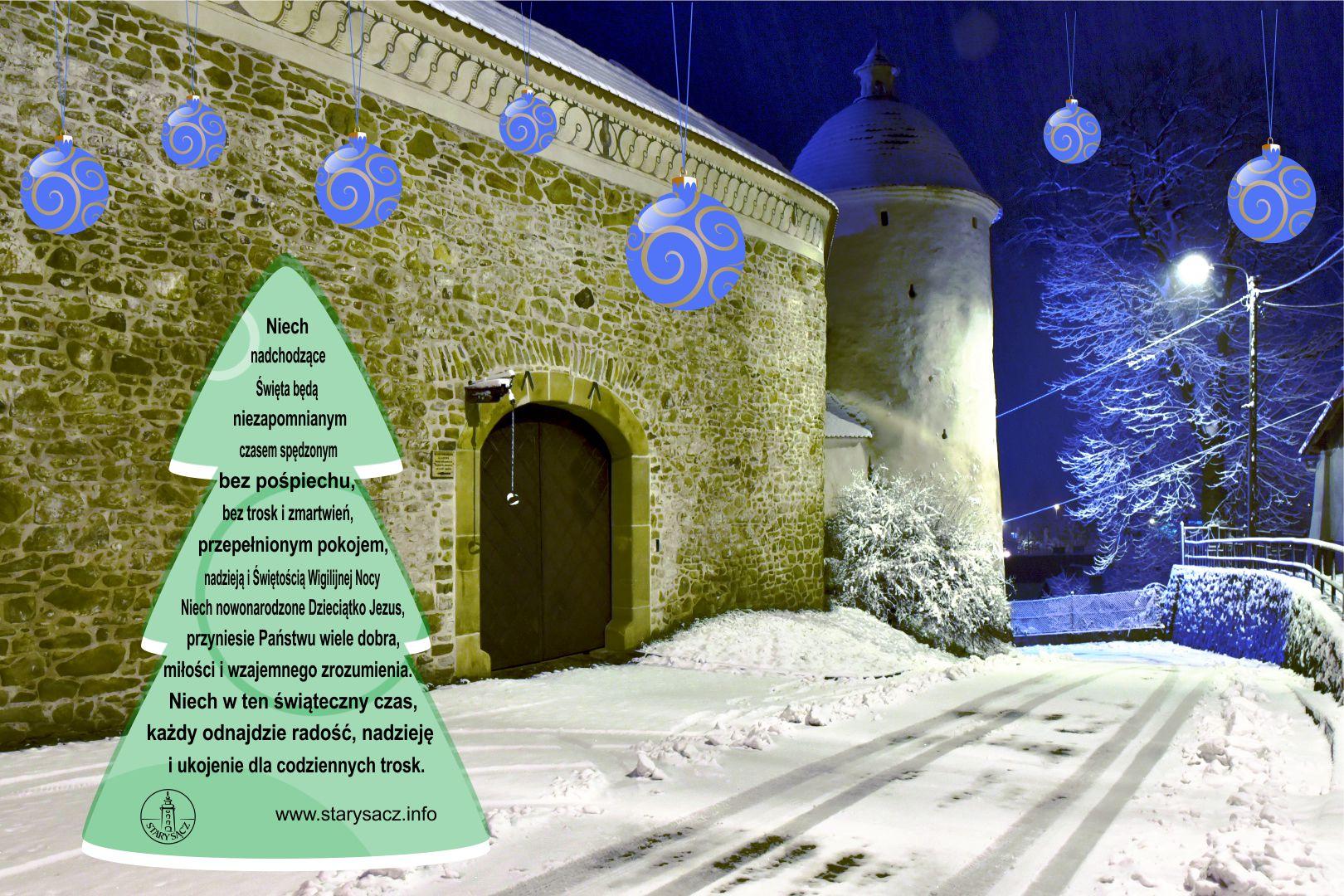 Wesołych Świąt Bożego Narodzenia  - 31 życzeń do pobrania.
