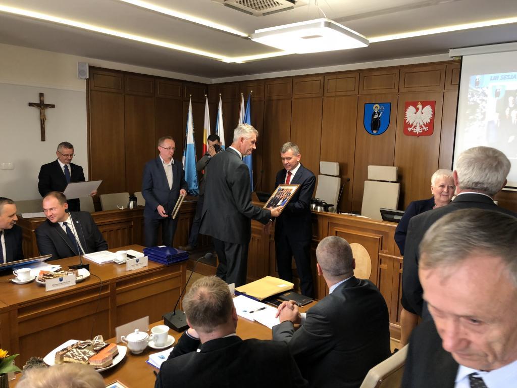 Ostatnia LIII Sesja Rady Miejskiej VII Kadencji - pożegnanie Rady VII Kadencji