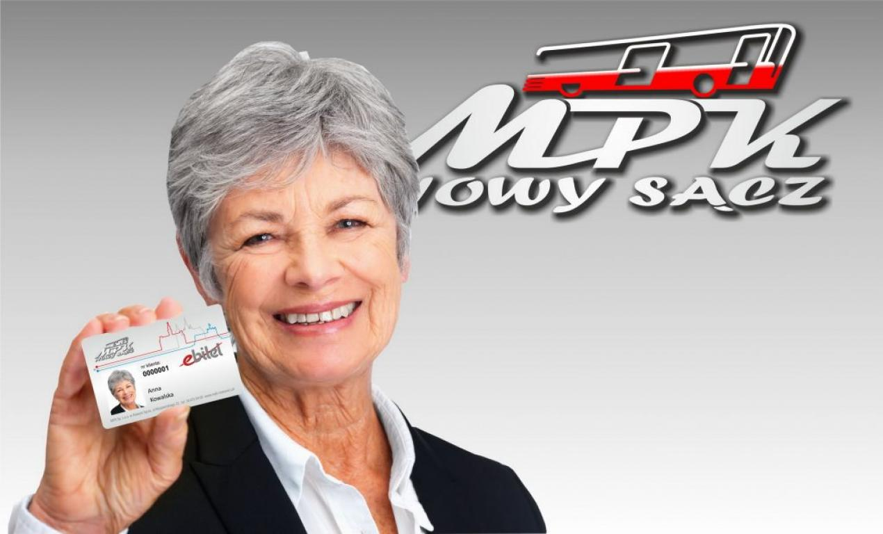 MPK bezpłatnie dla seniorów 70 +
