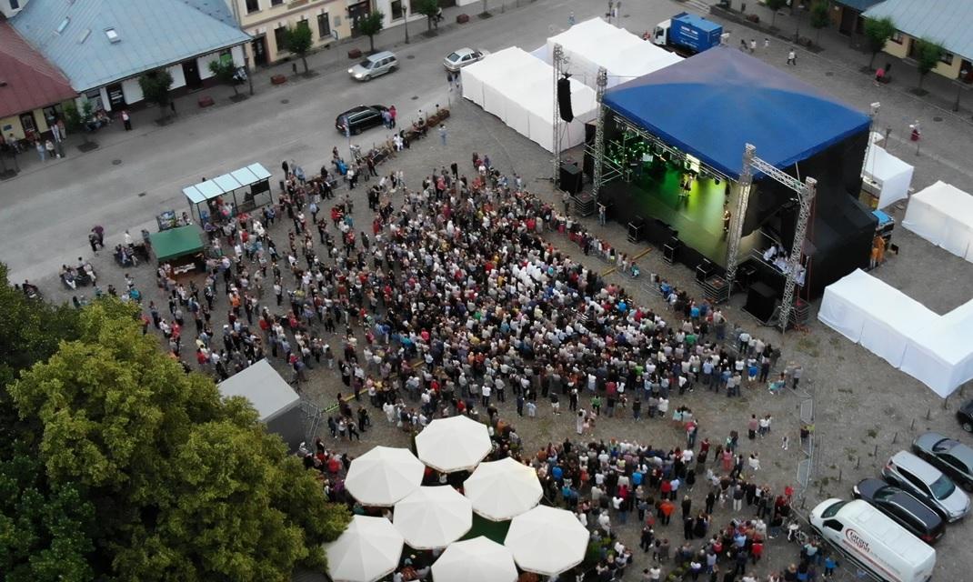 Widowisko ŚWIĘTY z Wadowic–Jan Paweł II - Stary Sącz - 16.06.2018 - 19 rocznica wizyty Papieża