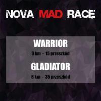 Bieg z przeszkodami NOVA MAD RACE - polecamy!!!