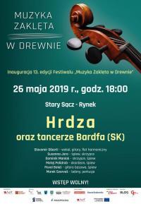 Muzyka Zaklęta w Drewnie: Hrdza oraz tancerze Bardfa