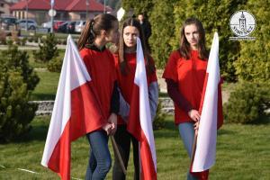 Biegi Niepodległościowe - Gminne Obchody 100 Rocznicy Odzyskania Niepodległości