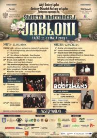 Święto Kwitnącej Jabłoni - Łącko 2019 - www.starysacz.info