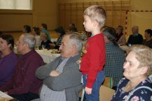 Dzień Babci i Dzień Dziadka w Szkole Podstawowej nr 1 w Starym Sączu