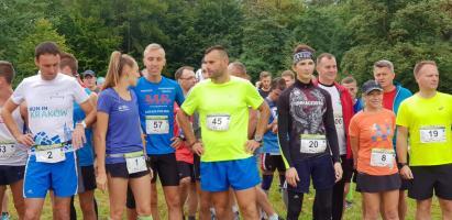 Bieg oraz Marsz NW o Puchar Miejskiej Góry 22.09.2018.
