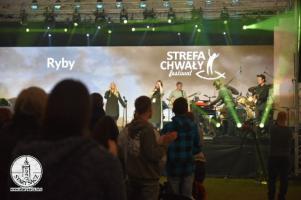 Strefa Chwały festiwal - rekolekcje w Starym Sączu .