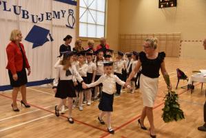 Ślubowanie Klas Pierwszych  - Szkoła Podstawowa nr 1 - klasa 1a i 1b - 2019/2020